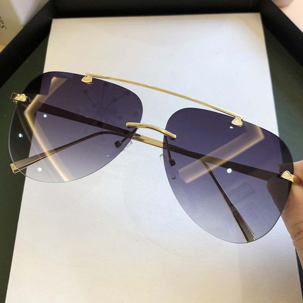 Gray, Fashion Sunglasses, Sunglasses, gradientblueglasse