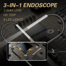 endoscope, Waterproof, ip, Photography