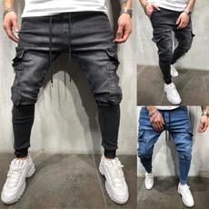 fit, pants, Jogger, Hombre