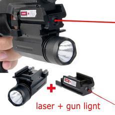 Flashlight, glock, led, for