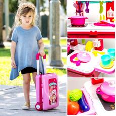 kitchenset, Toy, Travel, Kitchen & Dining