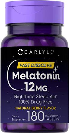 sleepaid, Sleep, berry, Vitamins & Supplements