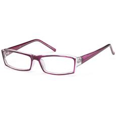 unisex, eyeglasses, purple, Plastic