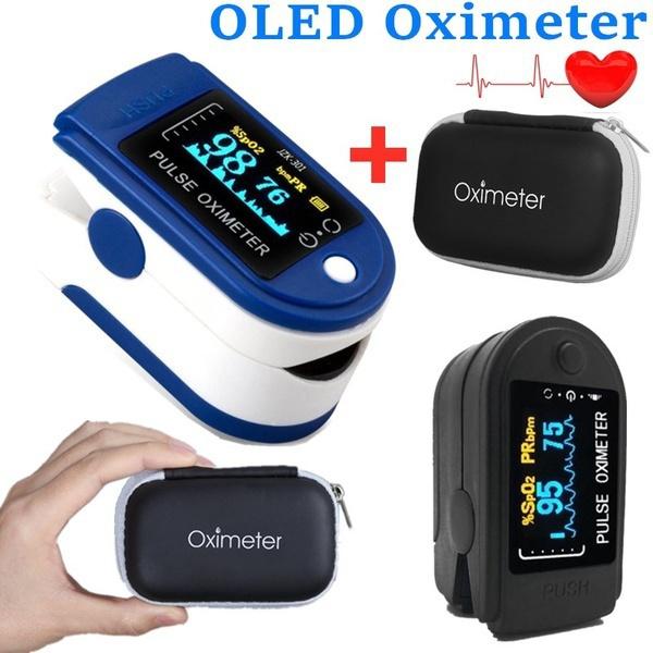 heartratemonitor, fingerpulseoximeter, storgebag, Monitors