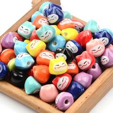 beadsforjewelrymaking, cute, ceramicbead, Jewelry