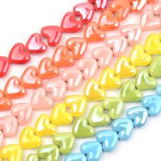 beadsforjewelrymaking, cute, ceramicbead, Love