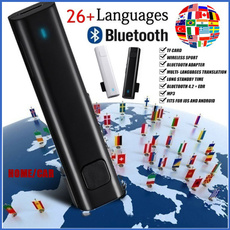 Headset, speechtranslation, lavalierbluetoothreceiver, smartvoicetranslator