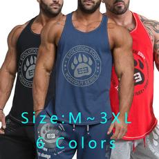 Muscle, Tank, Men's vest, Athletics