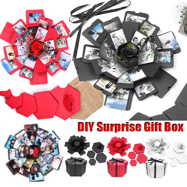 Box, Valentines Gifts, Christmas, Gifts