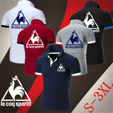 Fashion, Polo Shirts, lecoqsportif, Golf Shirts