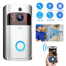 wirelessdoorbell, Door, Jewelry, doorbellcamera