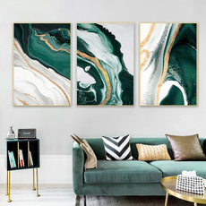 Wall Art, Home Decor, canvaspainting, gold