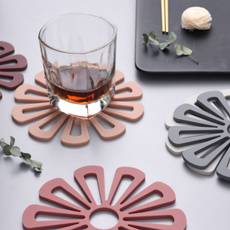 tablemat, kitchendecoration, Coasters, protectivepad