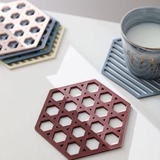 Coasters, Mats, Silicone, Bowls