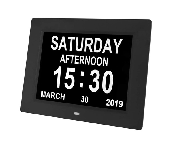 dayclock, digitalcalendar, Clock