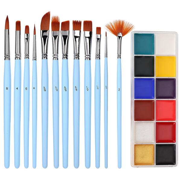 Art Supplies, Makeup, facepaint, Beauty