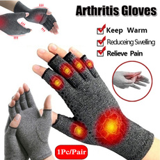 Touch Screen, arthritisglove, compression, Grey