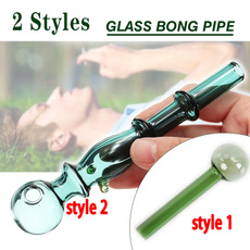 Mini, smokingpipe, glassoilburnerpipe, glass pipe