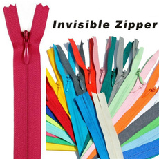 Nylon, invisiblezipperfoot, zippers, Sewing
