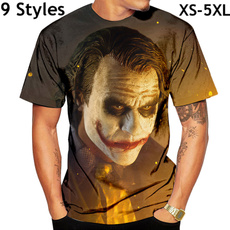 clowntshirt, Mens T Shirt, Funny T Shirt, Summer