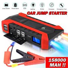 Flashlight, carchargerbank, led, carjumpstarter