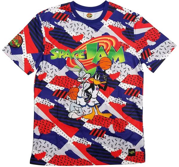 Multi, Shirt, Space, freeze