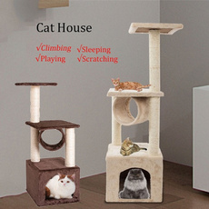 cathouse, cute, cattoy, Medium