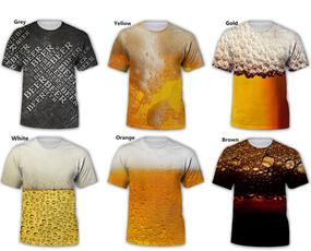 Hip Hop, Summer, Tops, short sleeves
