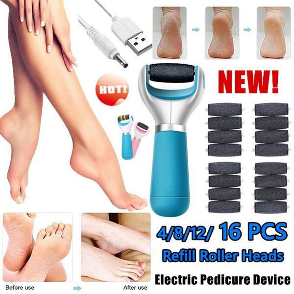 footcareexfoliating, Electric, Head, Machine