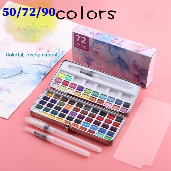 Art Supplies, Glitter, pearlescentiridescentpen, watercolor
