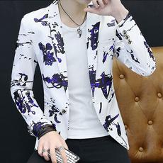slim, Blazer, Trend, Coat