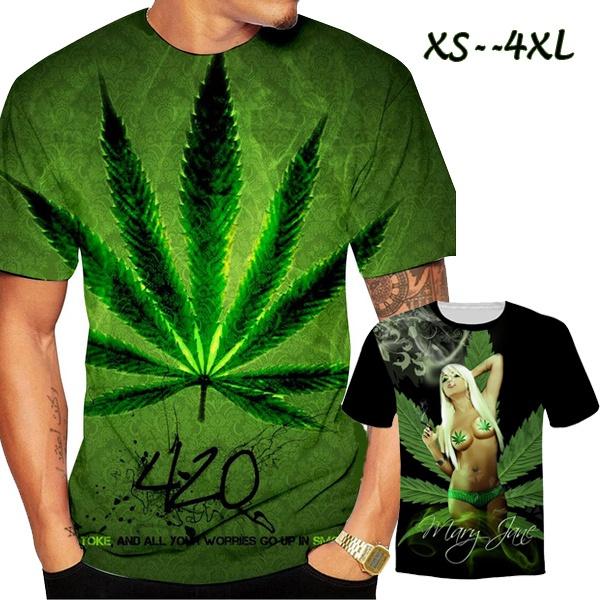 Fashion, leaf, tshirt men, tobacco