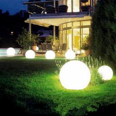 Lawn, Ball, led, Garden