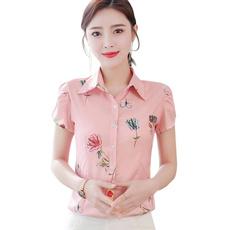 namekoreanidwomen, Plus Size, Fashion, chiffon