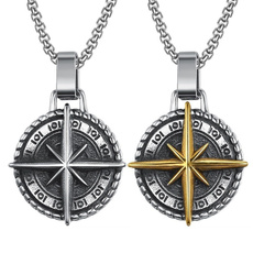 Sterling, Steel, Pirate Jewelry, Jewelry