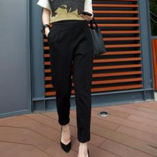Fashion, high waist, Office, pants