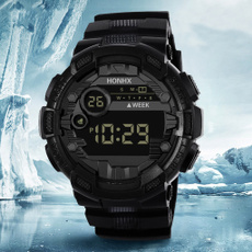 Swim, Fashion, Clock, Watch