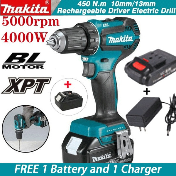 Fashion, Electric, Battery, Tool