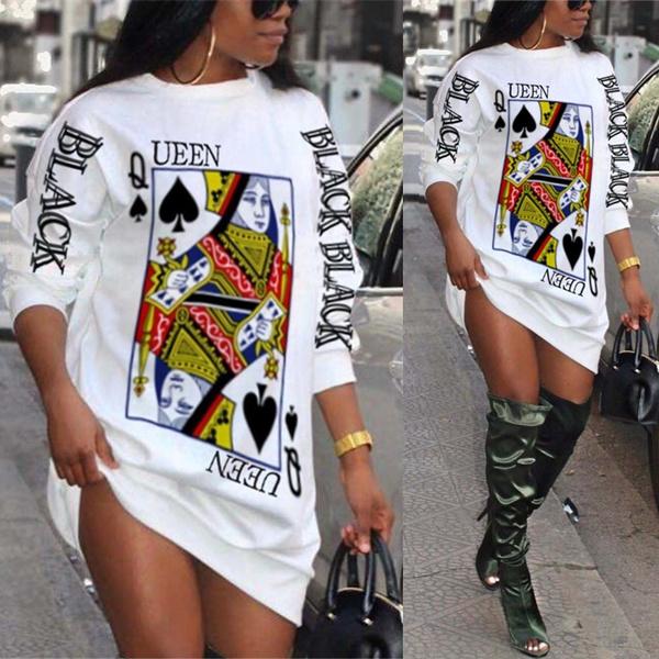 women pullover, Poker, Fashion, Sleeve