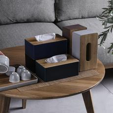 Box, tissuestorage, tissueholder, Wooden