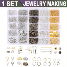 Jewelry, Earring, Buckles, jewelrymakingkit