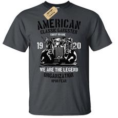 American, mafia, Classics, Shirt