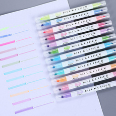 highlighterpen, cute, School, fluorescentpen