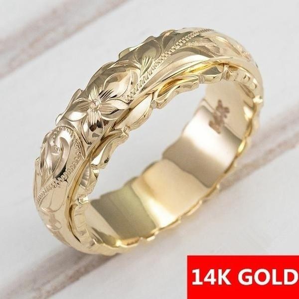 heritagedesign, Jewelry, Hawaiian, rings for women