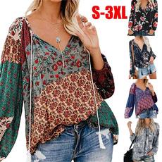 blouse, Fashion, Floral print, Shirt