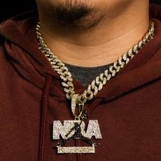 14k, Jewelry, Chain, Miami