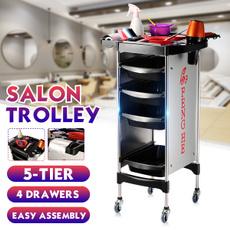 barbercart, salontoolcart, Beauty, Storage