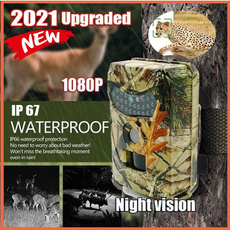 trailcamera, Outdoor, Hunting, nightvision