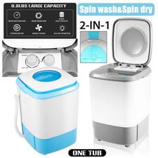 Gray, Laundry, camping, miniwasher