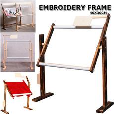 sewingtool, embroideryhoop, crossstitchframe, framerack